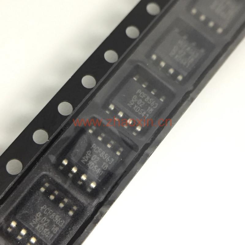 【pcf8563t/5】nxp 价格,厂家,图片,现货,集成电路/ic